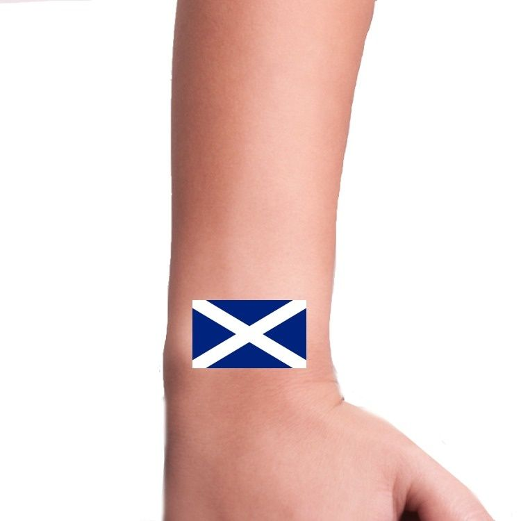 Scottish Flag Tattoos: Rugby Gifts Shop And Rugby Gifts Store Supplying Unique